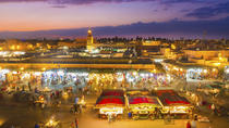 Visite privée d'une journée complète à Marrakech, Marrakech, Circuits privés