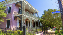 Kulinarische Tour durch Garden District und St. Charles Avenue in New Orleans, New Orleans, ...