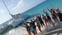 Private Full Day Sailing Charter and Beach Barbecue, Providenciales, Private Sightseeing Tours