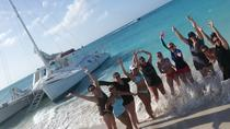 Private Ganztages-Segelcharter und Beach Barbecue, Providenciales, Private Touren