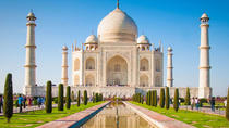 Private Tour With Taj Mahal , Agra Fort and Fatehpur Sikri in Single Day by Car, Agra, Private ...