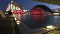 Valencia City of Arts and Sciences and Seaport Segway Night Tour, Valencia, Night Tours