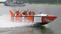 Cairns Combo: Trinity Inlet Jet Boating and Kuranda Rainforest Night Adventure Tour, Cairns &...