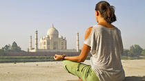 Private Yoga Session Facing Taj Mahal, Agra, Yoga Classes