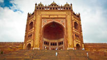 The Fort of Victory: Fatehpur Sikri, Agra, Private Sightseeing Tours