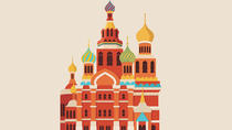 Church On Spilled Blood & Canal Cruise, St Petersburg, Day Cruises