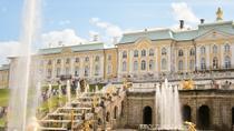St Petersburg Shore Excursion: Full-Day Tour