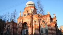 St Petersburg Shore Excursion: Private 2-Day Jewish Heritage Tour, St Petersburg, Ports of Call...