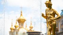 St Petersburg Shore Excursion: Private Pushkin, Peterhof and Metro Station Tour, St Petersburg,...