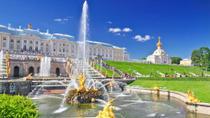 St Petersburg Shore Excursion: Small-Group Pushkin, Peterhof and Metro Station Tour, St Petersburg,...