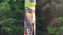 Sitka Sightseeing Tour including Fortress of the Bear and Totem Poles