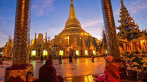 3-Day Best of Yangon Private Tour with Evening Shwedagon Pagoda Visit, Yangon, Overnight Tours