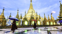 Shwedagon Pagoda Walking Tour, Rangoon