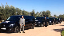 1-Way Private Transfer:Menara Airport to city center hotels in Marrakech, Marrakech, Private Transfers