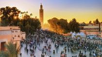Circuit de 3 jours: Marrakech, Atlas et Ouarzazate, Marrakech, Cultural Tours