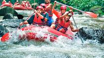 Real Adventure White Water Rafting At Telaga Waja River, Kuta, 4WD, ATV & Off-Road Tours