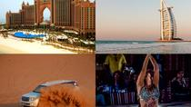 Dubai Combo Tour: Half day Dubai City Tour & Evening Desert Safari, Dubai, Cultural Tours