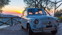 Private Tour: Naples Sightseeing by Vintage Fiat 500 or Fiat 600, Naples, Day Trips