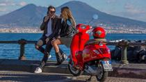 Self-driven Audioguided Vespa Tour of Naples - Opt A (2 customers, 1 vehicle), Naples, Vespa, ...