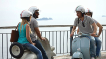 Visite privée : visite touristique de Naples en Vespa, Naples, Private Sightseeing Tours