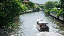 1-Hour Boat Charter Bangkok Noi Canal, Bangkok, Bike & Mountain Bike Tours
