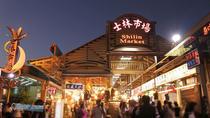 2-Hour Must-Eat Street Food in Shilin Night Market with Private Tour Guide, Taipei, Market Tours