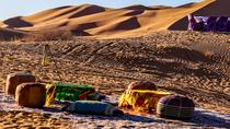 Merzouga Desert Camp Overnight & Cameltrek, Morocco Sahara, Overnight Tours