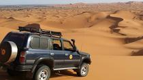Merzouga Dunes full day tour with 4x4, Morocco Sahara, 4WD, ATV & Off-Road Tours