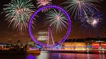 New Year's Eve Fireworks Cruise and Celebration Dinner at Browns, London, New Years