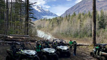 Glacier Point ATV Exploration, Skagway, 4WD, ATV & Off-Road Tours