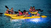 Night Kayak Tour in St Thomas, St Thomas, Snorkeling