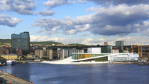 Visite panoramique d'Oslo, Oslo, Excursions en bus et monospace