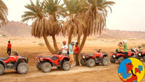 5 Hours with Bedouin Dinner and folkloric Show with the quad bike safari, Sharm el Sheikh, Day Trips