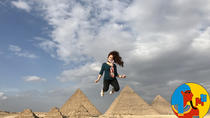 Budject Private Full Day Tour Pyramids Memphis Sakkara , Private Guide and car, Cairo, Full-day ...
