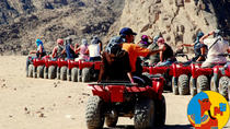 desert Quest ( 3 Hours ) the quad bike safari, Sharm el Sheikh, Day Trips