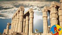 Full Day in Lu-xor East and West Bank , Private Guide and Private Van, Luxor, Bus & Minivan Tours