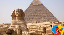 Full day Pyramids,Sphinx , Egyptian Muesum, private Guide, Private Van, Cairo, Bus & Minivan Tours