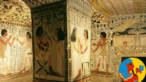 Private Full day to West bank in Luxor Valley of Kings, Hatsheput Temple, Luxor, Cultural Tours