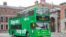 Dublin Freedom Pass: unbegrenzter Transport und Hop-on-Hop-off-Tour, Dublin, Sightseeing Passes