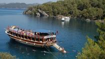 12 Island Boat Trip From Sarigerme, Antalya, Day Cruises