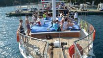 Adult Only VIP Gulet Cruise in Marmaris Coastline, Marmaris, Day Cruises