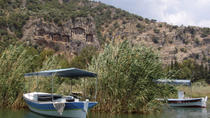 Dalyan Day Trip from Fethiye Including River Cruise, Mud Baths and Iztuzu Beach, フェトヒエ