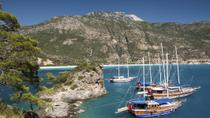 Ölüdeniz Boat Trip to Butterfly Valley and St Nicholas Island with Lunch, フェトヒエ