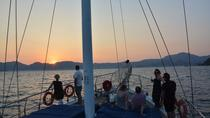 Sunset Gulet Cruise Include Dinner and Shopping from Marmaris, Marmaris, Shopping Tours