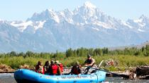 Scenic Raft Trip on Jackson Hole's Snake River, Jackson Hole, White Water Rafting