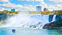 Cascate del Niagara in un giorno, partenza da New York, New York City, Day Trips