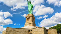 NYC combo: Statue of Liberty and Afternoon tour by Lower Manhattan in one day, New York City, Day...