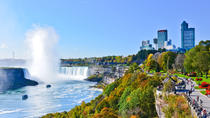 Two Day Combo: Niagara Falls and Washington DC from New York, New York City, Multi-day Tours