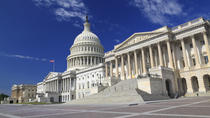 Washington DC One Day Tour from New York City with US Capitol upgrade, New York City, Cultural Tours