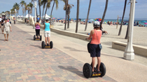 Recorrido en Segway por Hollywood Beach, Fort Lauderdale, Segway Tours